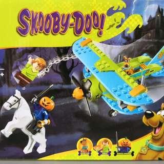 Bela Bricks Toys Skooby-Doo!