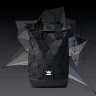 🚚 Adidas 3D Roll Top Backpack (promo price)