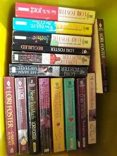 Lori Foster books