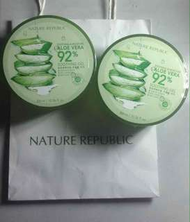 Nature Republic Aloe Vera (original 100%)