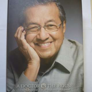 A Doctor In A House by Mahathir