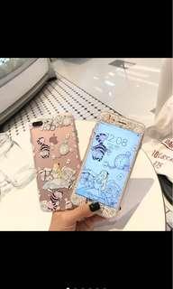 🚚 [全新]i7/i8愛麗絲手機殼+膜❤️
