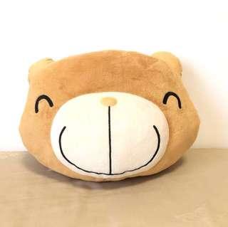Hand warmer pillow