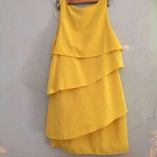 Dress : Zara Basic XS