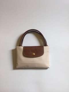 M size Longchamp bag