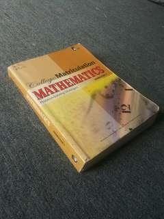 Mathematic matriculation