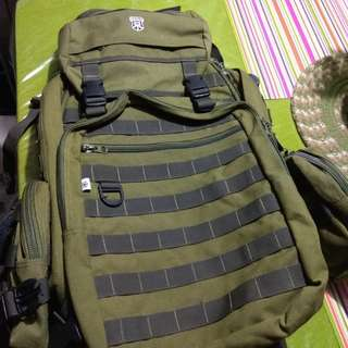 Military back pack made in japan free shipping plus freebie