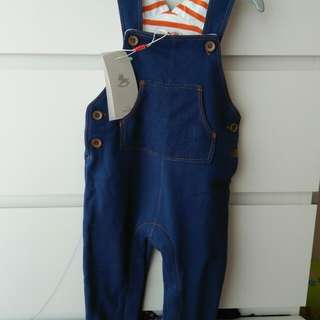 poney long dungaree