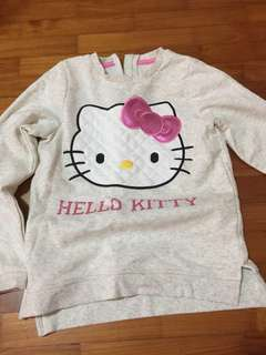 H&M sweaters Hello Kitty and My little Pony