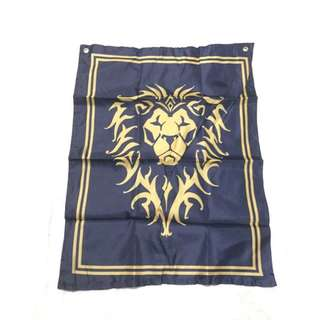 World of Warcraft Flag Alliance or Horde Loot Crate Exclusive