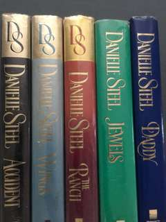 Danielle Steel Collection (hard bound take all!)