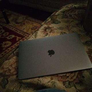 MacBook Pro 13 inch space grey retina display