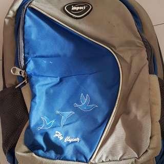 Impact school bag