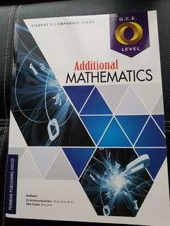 GCE O Level AMath