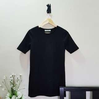 Fit Black Dress