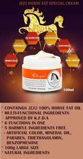 Elujai horse fat cream