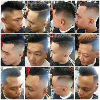 Barber service at profile asia No 139 jalan besar # 01 - 01 singapore Tel Open daily 11. 30 to 10 Pm Booking available KEN GOH HP 81187155 Instagram : Kenlovesred