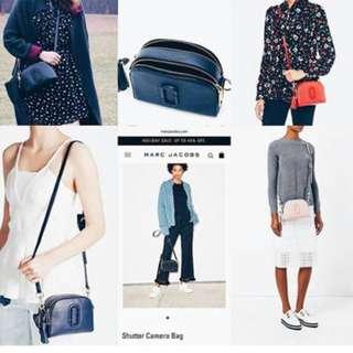 [PREMI QUALITY] Shutter Camera Bag Marc Jacobs