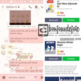 Tema Line All Gift