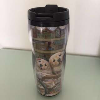 Doggy Tumbler / Water Bottle 狗狗不倒水杯 500ml