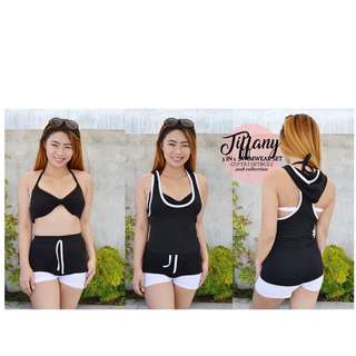 3 in 1 swimsuit TIFFANY
