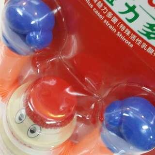 益力多 活性乳酸菌飲品公仔