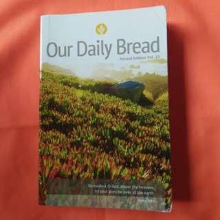 Our Daily Bread Annual Edition Vol. 23