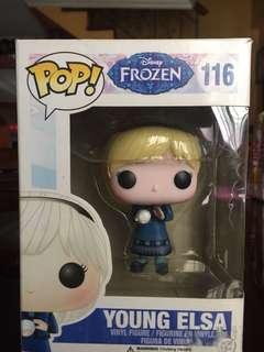 Funko Pop: Young Elsa