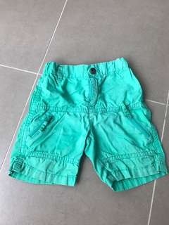Dp'am 3 Pommes baby shorts