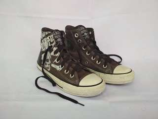 Converse The Clash, limited edition. Size 37.