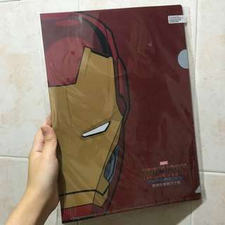 正版全新 Disney Marvel Iron Man 鐵甲奇俠飛行之旅 file