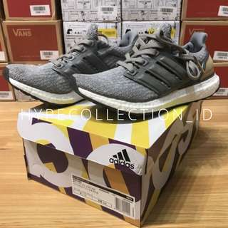 Adidas Ultraboost 3.0 Leather Cage Suede