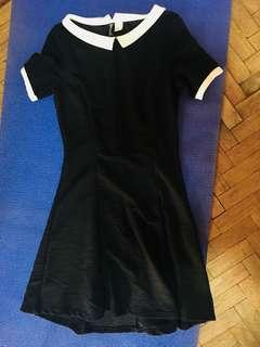 Divided dress preloved