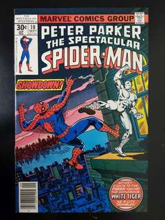 Spectacular Spider-Man (vol.1) #10 VFNM