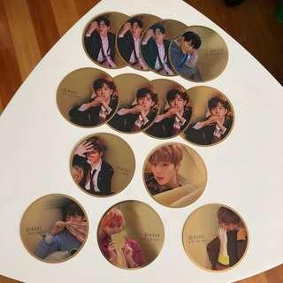Wanna One 0+1=1 CD