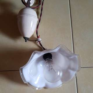 60 th old lamp complete set