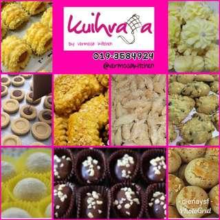 Pre-order Raya Cookies 2018