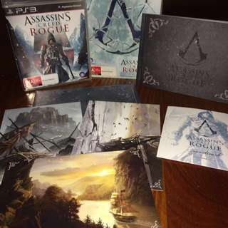 Assassins Creed Rogue: Collectors Edition PS3