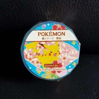 Pokemon Masking Tape
