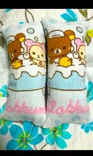 Rilakkuma Baby's Huggins Pillow