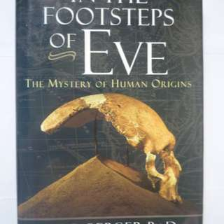 In The Footsteps of Eve (Book on Human Evolution)