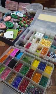 Beeds, buttons, Jewelry Accessories