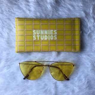 Kaia Lemonade Sunglasses