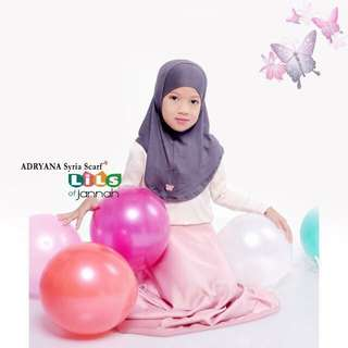 [NEW] LILS OF JANNAH Kids Syria Scarf