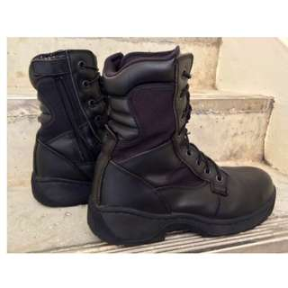 ($75) FRONTIER SAFETY BOOTS