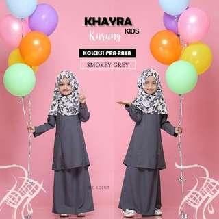 Baju Kurung Khayra Kids