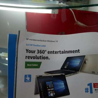 Kredit Laptop HP Pavilion X360
