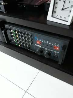 BGB hi power karaoke amplifier.