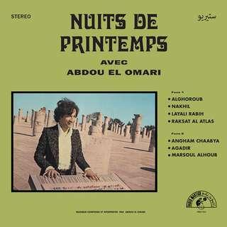 Abdou El Omari - Nuits De Printemps (Radio Martiko Vinyl LP)