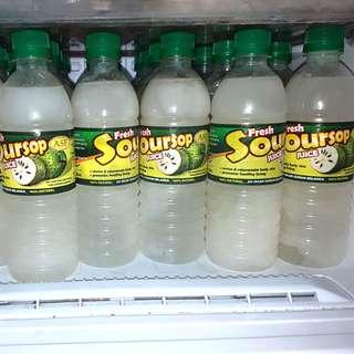 Soursop juice *pre-order*